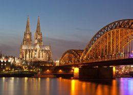 موقعیت جغرافیایی, سیاسی, اقتصادی و تکنولوژی کشور آلمان