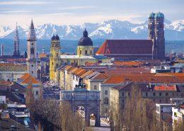 شهر مونیخ در آلمان