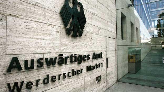اداره خارجی ها آلمان