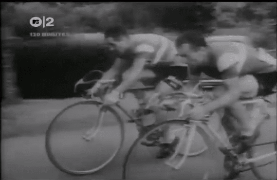 """Tour de France"" (1983) by Kraftwerk"