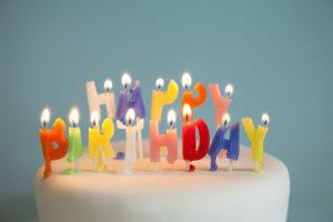 German Birthday Celebrations