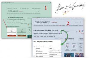 سایت www.ranking.zeit.de