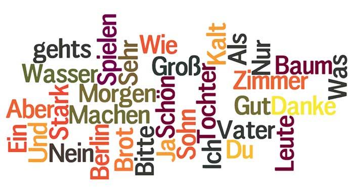 آموزش گرامر و مکالمه آلمانی