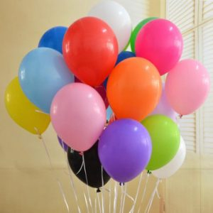 Die Luftballons (the balloons)