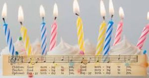 Happy Birthday History: How Germans Started the Party