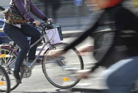 German cyclists rule