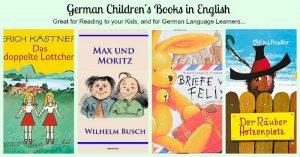 Where to find children's books in German