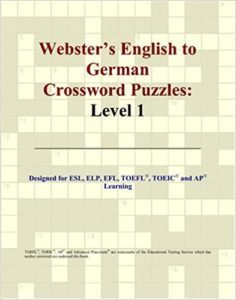 Amazon German Crosswords