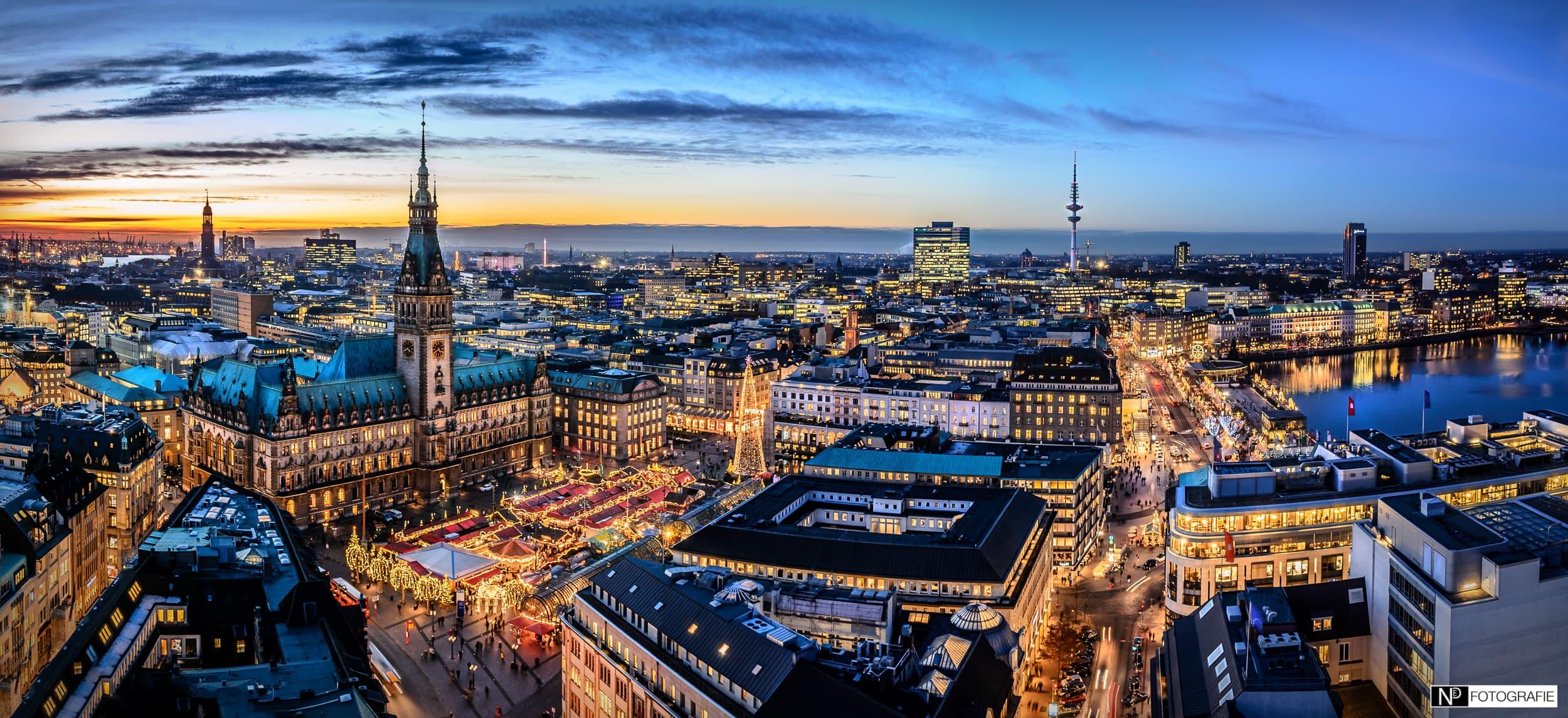 معرفی شهر هامبورگ آلمان