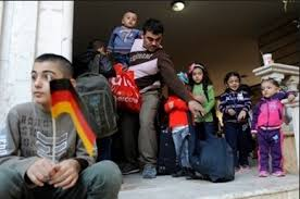 نحوه پناهنده شدن در کشور آلمان