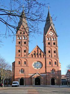 Kirchen für die Hochzeit in Hamburg