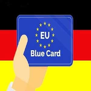 بلوکارت blue card